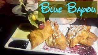 Lunch at Blue Bayou, Haunted Mansion, Main Street Shops | Disneyland Vlog!