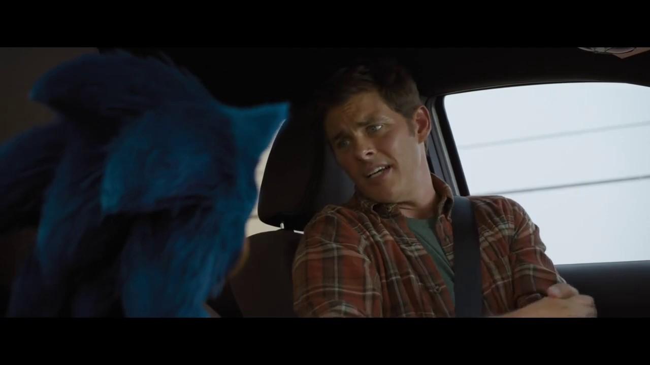 Том соглашается помочь Сонику - Соник в кино, 2020 ...
