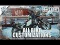 Download Video Days Gone All Bike Upgrades Customization Skins & Decals MP4,  Mp3,  Flv, 3GP & WebM gratis