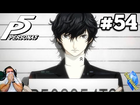 Final Fantasy Peasant Plays Persona 5 | (PS4 gameplay) Commentary - Boss Fight & BUSTED!