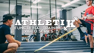 Gambar cover Functional Training Video Series by AthletiK