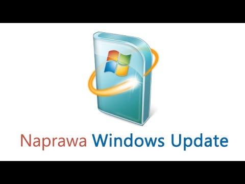 Windows Update nie działa - jak naprawić?