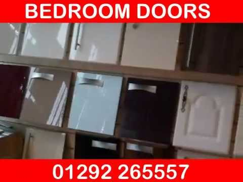 wardrobe doors need replacement bedroom doors youtube. Black Bedroom Furniture Sets. Home Design Ideas