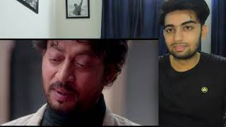 Qarib Qarib Singlle | Official Trailer | Irrfan Khan | Parvathy | REACTION REVIEW