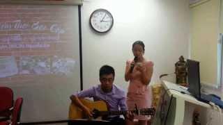 """""""Khu Nhà Cũ"""" Với giọng hát truyền cảm đầy nội lực Mrs. Phương Anh (P. HCNS)"""