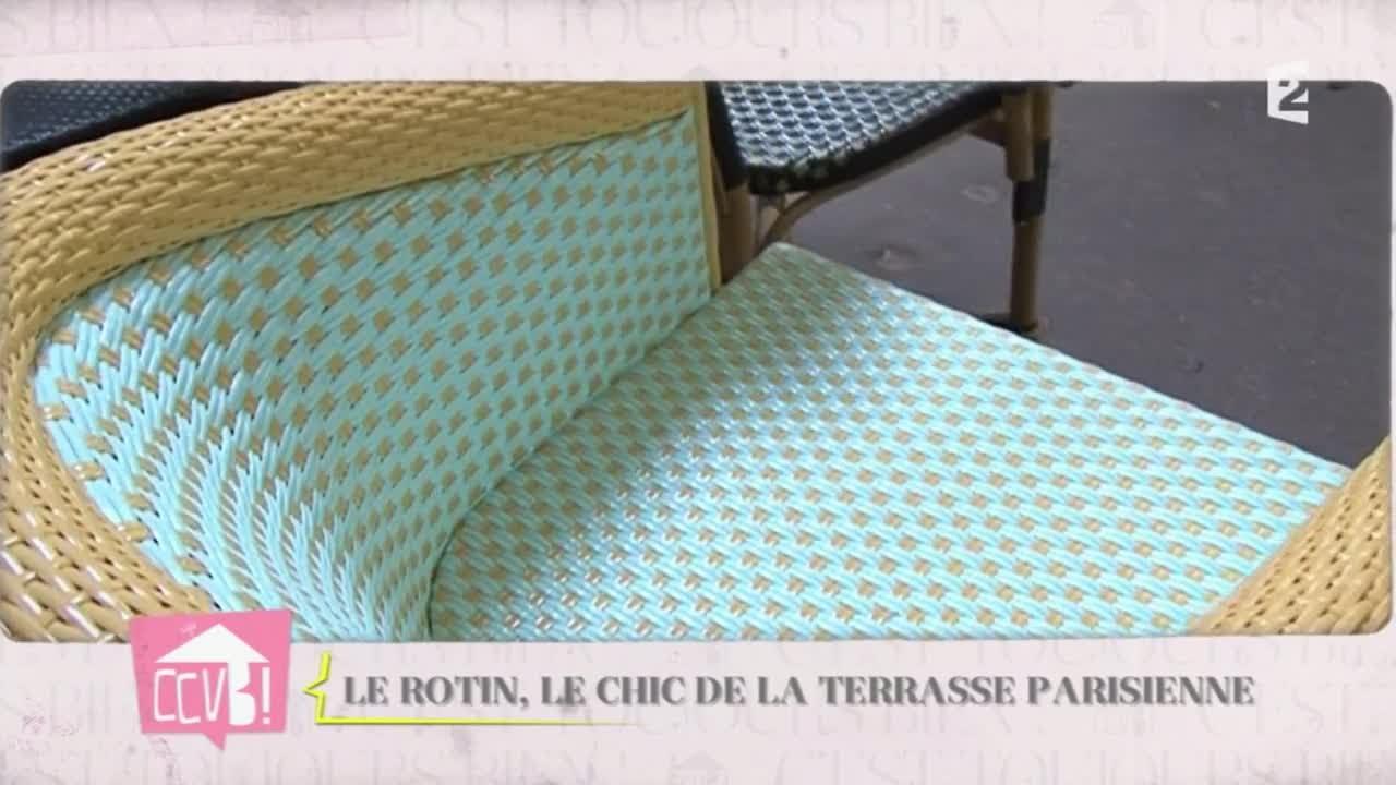 Comment Repeindre Des Fauteuils En Rotin [deco] les chaises de rotin : l'élégance parisienne !
