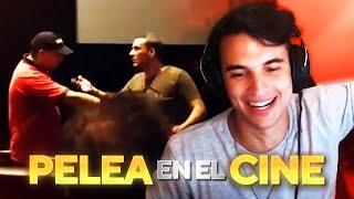 PELEA EN EL CINE | REACCIÓN AL VÍDEO MAS ARGENTINO DE LA HISTORIA