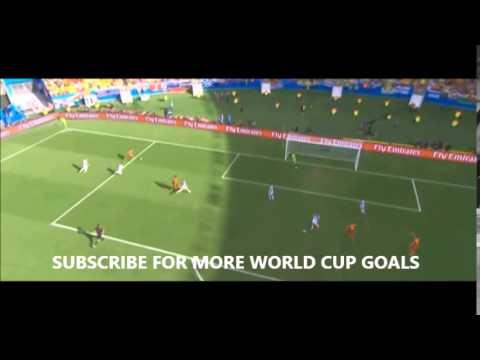 Divock Origi Amazing Goal 1-0 Belgium vs Russia 22/06/14 FIFA World Cup Highlights All Goals