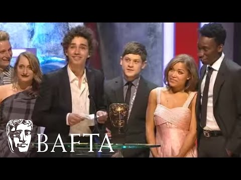 Misfits wins Drama Series BAFTA