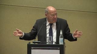 Keynote Dr. Gregor Gysi - Leuphana Opening Week 2017