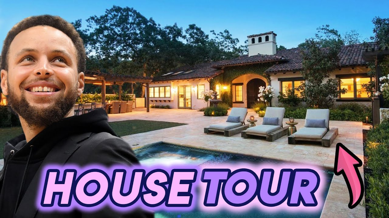 Stephen Curry | House Tour 2020 |  Penthouse in San Fransisco, Atherton Mansion $31 Million & more