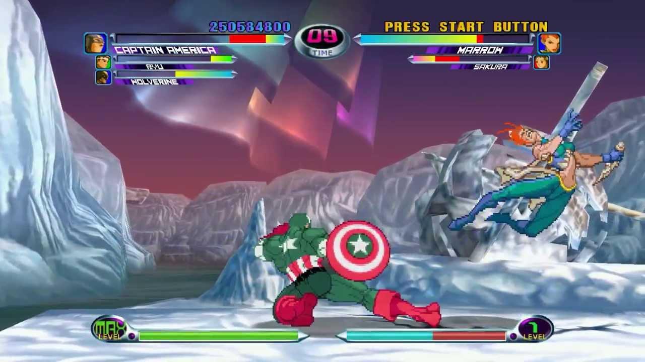 Play marvel vs capcom 2 games online play marvel vs capcom 2.