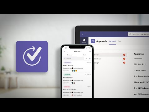 What is Microsoft Teams Approvals?
