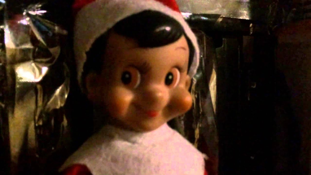 The Evil Elf On The Shelf Youtube