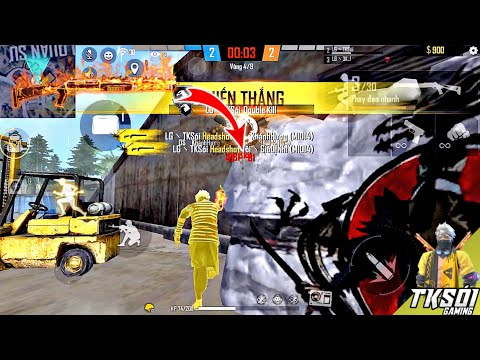 Tốc Độ One Shot Trên Điện Thoại Của TK Sói | Full Video One Shot Speed Mobile