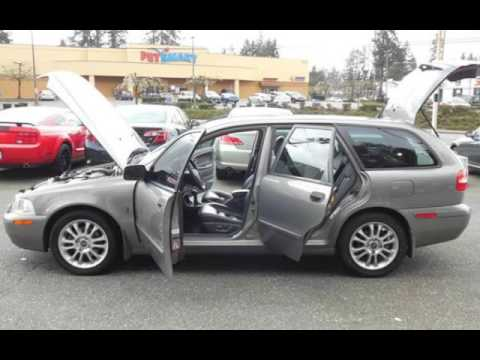 2004 Volvo V40 Wagon For Sale In Lynnwood Wa Youtube