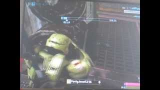 halo 3 (xbox 360) thunder struck by ac dc