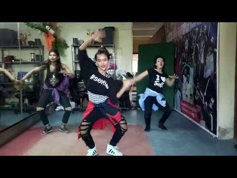 Ding Dang! Munna Michael! Dance Choreography Video by Step Dance Academy