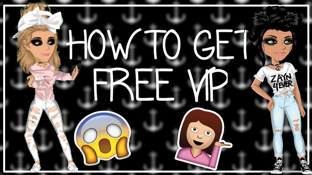 How To Get Free Vip//MSP