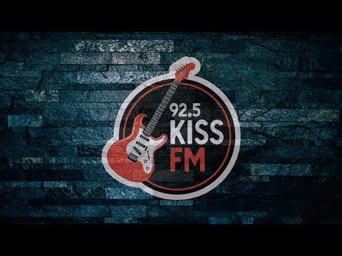 ROCK A 3 - KISS FM  (( TRANSMISSÃO AO VIVO ))