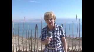 От Иерусалима до  Мертвого моря. Видео прогулка по Израилю(Сюжет из цикла