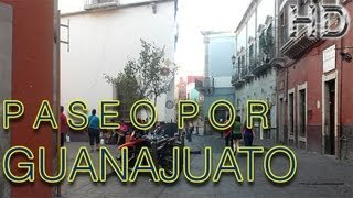 Paseo por Guanajuato