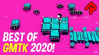 5 of the best GMTK GAME JAM 2020 games: Pink River, Inner Workings of Tetris & more!
