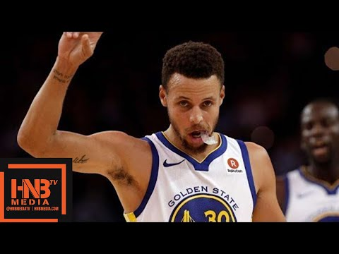 Golden State Warriors vs Brooklyn Nets Full Game Highlights / Week 5 / 2017 NBA Season