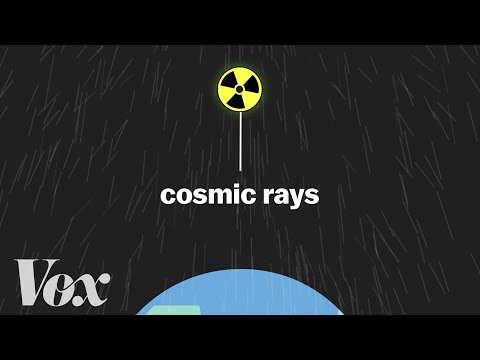 We caught a cosmic ray, one of science's biggest mysteries