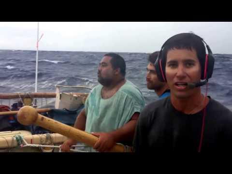 Hōkūleʻa Nav Report   Mar 30, 2017: Marquesas Day 23