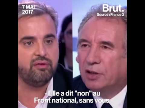 Alexis Corbière (FI) atomise François Bayron et Macron, pour une fois il est dans le vrai !