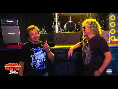 Rock & Roll Road Trip: Behind the scenes with Michael Anthony at Whisky A Go-Go
