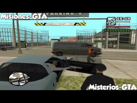 GTA San Andreas Descubriendo Armas En Las Venturas