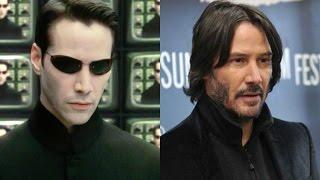 Актеры фильма Матрица тогда и сейчас