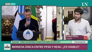 Peso real: Moneda común entre Argentina y Brasil, ¿es viable?