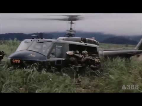 Vietnam War Combat Footage (Gimme Shelter Instrumental)