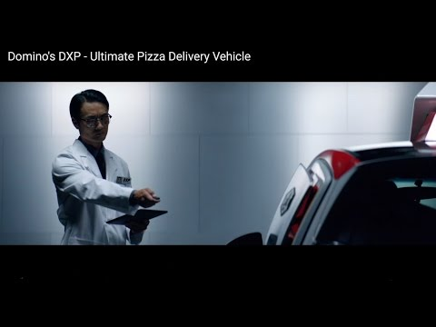 Jon Komp Shin  in Domino's Pizza DXP National TV Commercial