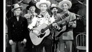 Sons Of The Pioneers - Happy Roving Cowboy
