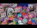 Sürpriz Dolu Eğlenceli Oyuncak Challenge! Barbie vs Şirinler 3 Paket Barbie Bebek Bidünya Oyuncak