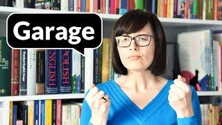 Garage – jak to się czyta? | Po Cudzemu #174