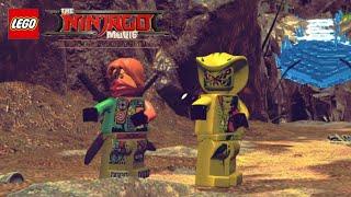 The LEGO Ninjago Movie Videogame - How to unlock Ronin