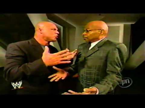 Teddy Long Talks To Kurt Angle SD! 72904