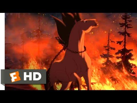 Spirit (2002) - Engine Of Destruction Scene (8/10) | Movieclips