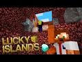 Han Kastar Tnt PÅ Sig SjÄlv! | Lucky Islands På Cubecraft video