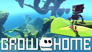 Grow Home Gameplay [PC HD] [60FPS]