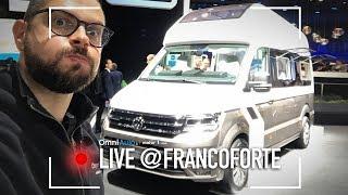 Il Volkswagen California si fa XXL | Salone di Francoforte 2017
