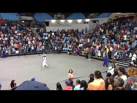Window Rock High School Graduation 2018