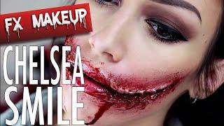 Chelsea Smile - FX MAKEUP | Anaïs Marion