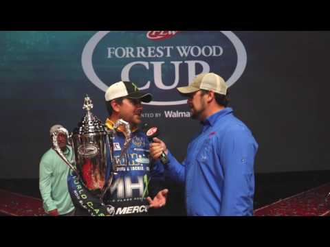 John Cox Winning Interview