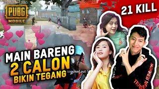 MAIN SAMA MEREKA MEMANG MENEGANGKAN !! - PUBG MOBILE INDONESIA